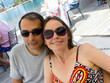 couple de quadra en vacances
