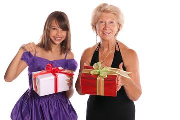 surprise - cadeaux de noël