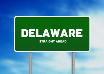 Delaware Highway Sign