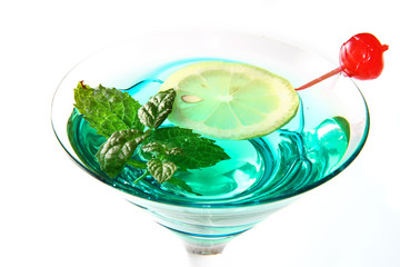 cocktail alla menta
