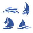 Yacht-Logos