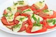 Tomates / Mozarella