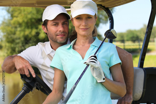 couple game golf