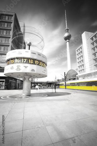 Naklejka berlin - Niemcy - Inne
