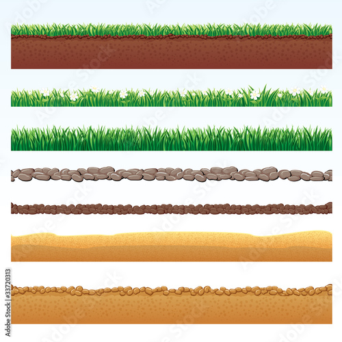 Seamless Grounds Cutaway