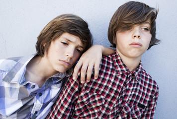 adolescence et déprime