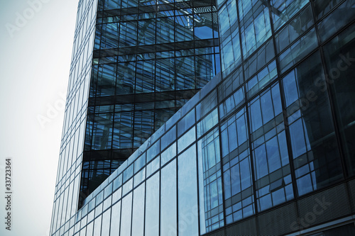 Modern building texture.