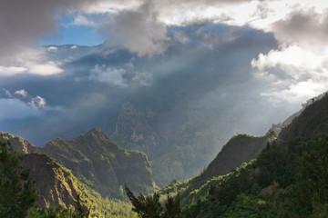 cirque de Cilaos, île de la Réunion
