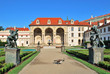 Prague. Wallenstein Palace