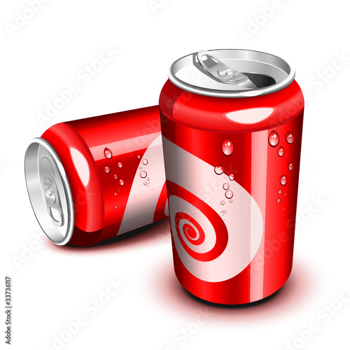 Cola can - 33736117