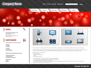 rote Galerie - Homepage