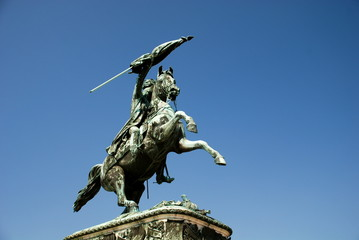 Prince Eugene of Savoy, Hofburg, Vienna