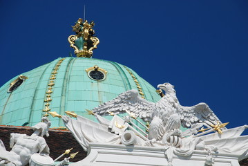 Imperial Eagle, Vienna