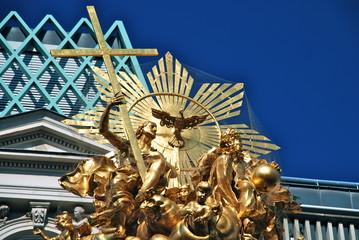 Plague Column, Graben, Vienna