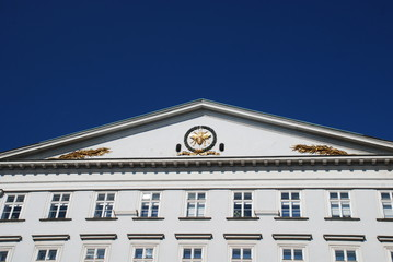Neoclaasical Building on th Graben, Vienna