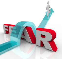 Conquering Your Fears - Jumping Over Word to Beat Fear