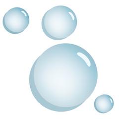 bolle e gocce