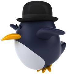 Pingouin gentleman