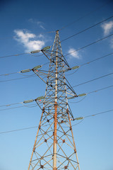 Electricity power Pylon
