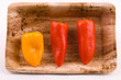 Drei Paprika