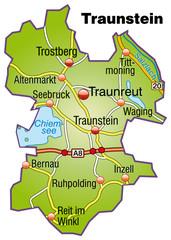 Traunstein Variante 1