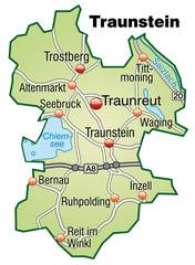 Traunstein Variante 2