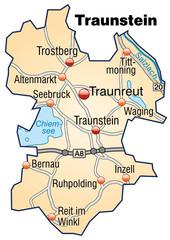 Traunstein Variante 3