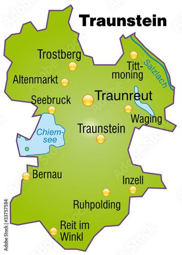 Traunstein Variante 4