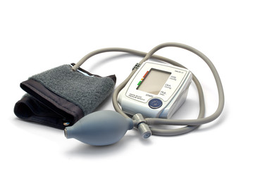 Blood pressure monitor.