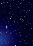 Nights sky