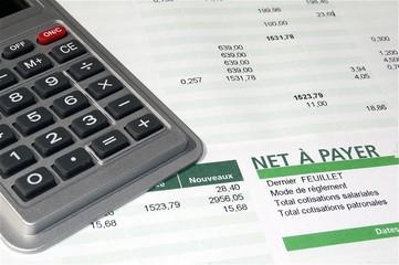 Net à payer