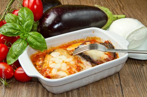 parmigiana eggplant