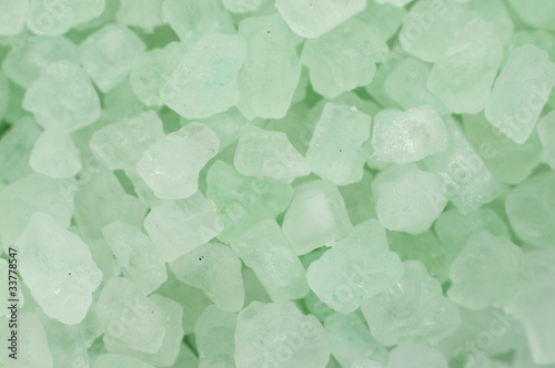 Abstract Bath Sale Green Background Texture