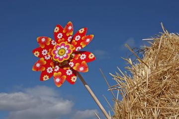 moulin à vent pour enfant
