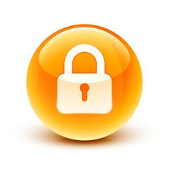 icône cadenas sécurité / padlock icon