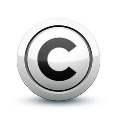 icône copyright