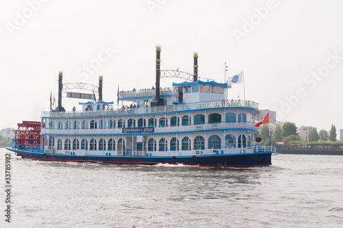 Paddle Steamer Louisiana Star - 33785982
