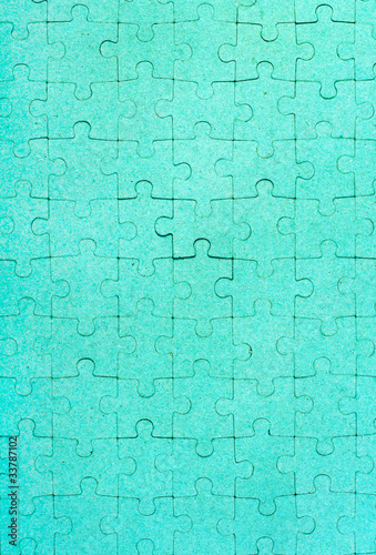Jigsaw puzzle background