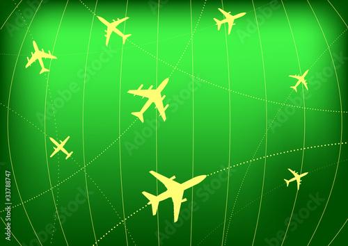 Airplane Routes Radar Best