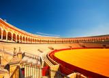 Fototapety The bull arena of Seville, Spain
