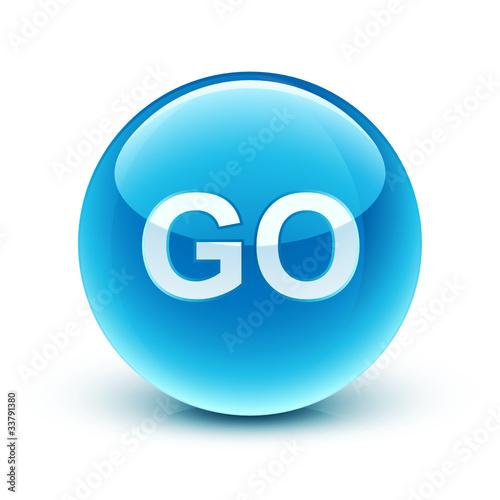 icône Go / Go icon