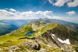 Fototapeta uroda - duży - Wysokie Góry