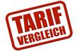 Stempel rot rel TARIF VERGLEICH