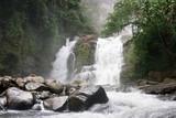 Fototapety Costa Rica waterfall