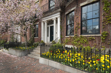 Boston, Beacon hill