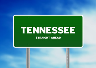 Tennessee Highway Sign