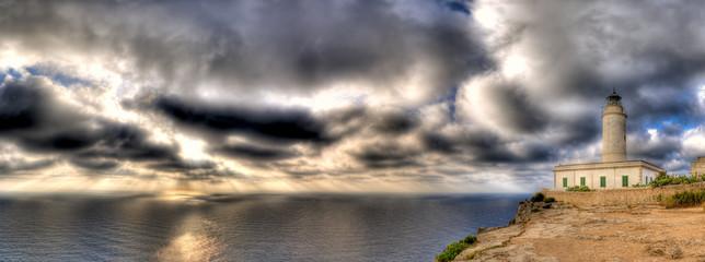 Faro del pilar de la Mola - Formentera