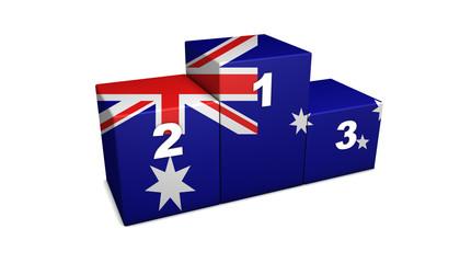 Australian Podium