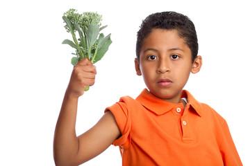 Grow Big Muscles Eating your Broccoli