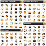 pack Icons I: orange